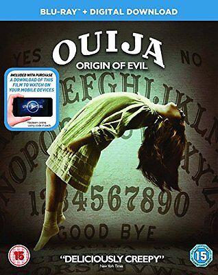 Ouija: Origin of Evil (Blu-ray + Digital Download) [2016] [DVD][Region 2] - Evil Origins Of Halloween