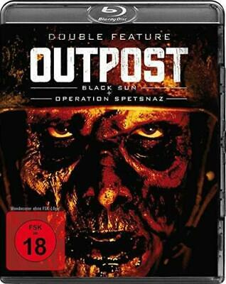 OUTPOST - Blu Ray Disc - Double Feature -