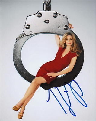 Kyra Sedgwick   Arresting Beauty  The Closer  Signed