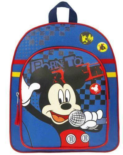 561e9af02b5 Mickey Mouse Rucksack  School Bags