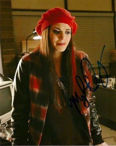 Once Upon A Time Meghan Ory Autographed Signed 8x10 Photo COA