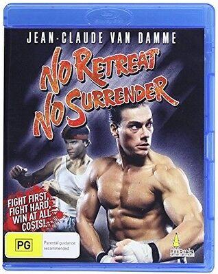 No Retreat No Surrender DVD Region ALL