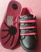 Womens Velcro Trainers