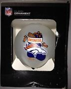 Denver Broncos Ornament