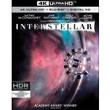 Interstellar 4K Ultra HD Blu-ray