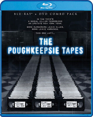 The Poughkeepsie Tapes [New Blu-ray] With DVD, Widescreen, 2 Pack - 2017 Halloween The Movie