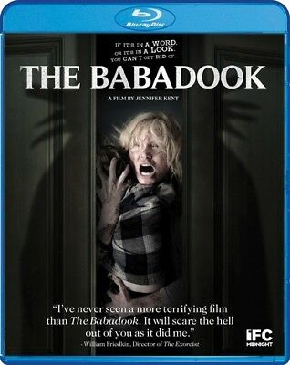 The Babadook  New Blu Ray  Subtitled  Widescreen