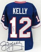 Jim Kelly Signed Jersey