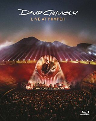 David Gilmour: Live At Pompeii 2017 [Blu-ray] [DVD][Region 2] (Pompeii 2017)