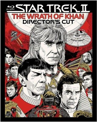 Star Trek II: The Wrath of Khan [New Blu-ray] Director's Cut/Ed, Dolby,