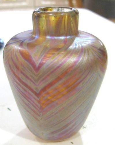 Antique Rose Glass