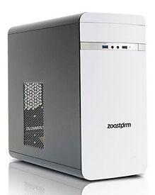 Zoostorm Evolve i3, 1TB, DVDRW, Win 10 Home Desktop PC