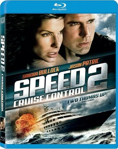 Speed 2: Cruise Control (2014, REGION A Blu-ray New) BLU-RAY/WS