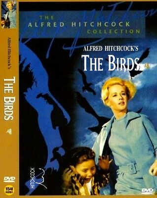The Birds (1963) New Sealed DVD Rod Taylor
