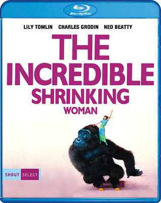 The Incredible Shrinking Woman [New Blu-ray] Widescreen