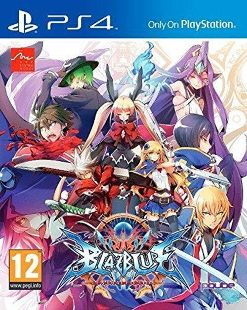 BlazBlue Central Fiction (PS4) [New Game]