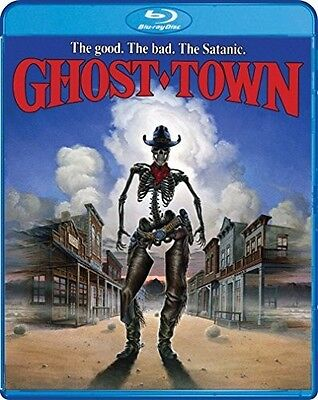 Ghost Town Blu-ray