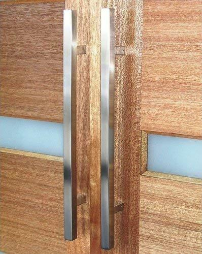 office commercial door handles push pull 48