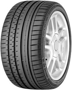 2x-New-265-40-21-CONTINENTAL-SPORTS-CONTACT-2-MO-TYRES-MERCEDES-ML-AMG