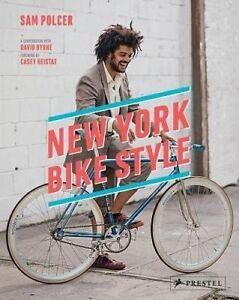 New York Bike Style, Sam Polcer