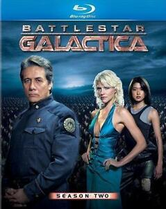 BATTLESTAR GALACTICA BSG SEASON 2 BLURAY SET