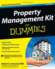Property Management Kit For Dummies 3rd edition