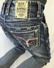 Rock Revival Regular 32 34 Jeans for Men