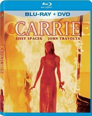 Carrie - Sissy Spacek John Travolta (Blu-ray Disc/DVD, 2010)](Korean Halloween Movie)
