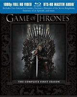 Game Of Thrones-The Complete First Season (blu-ray)