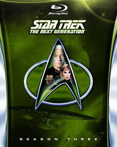 Star Trek the Next Generation: The Complete Season 3 [Blu-ray]