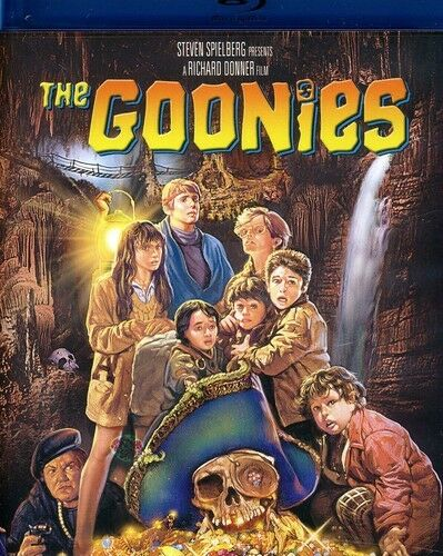 Goonies [Blu-ray NEW]