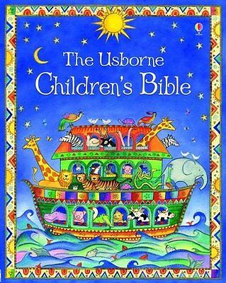The Usborne Children's Bible, Full Size Hardback - Brand New