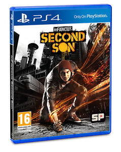 Infamous Second Son for Trade