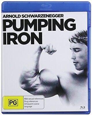 Pumping Iron [New Blu-ray] Australia - Import