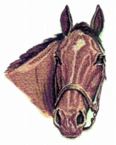 Embroidered Fleece Jacket - Mare Horse BT2718 Sizes S - XXL