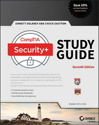 Pdf Comptia Security  Study Guide  Exam Sy0 501 7Th Edition Sent In 1 Hour
