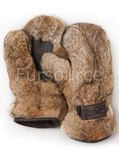 Mens Fur Mittens Ebay
