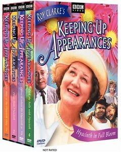 KEEPING UP APPEARANCES – Hyacinth in Full Bloom – DVD BOX SET