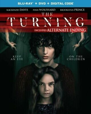 The Turning Blu-ray + DVD + Digital HD & Slipcover Brand New FAST Free Shipping