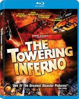 The TOWERING INFERNO (Blu-Ray) (Paul Newman) ~ NEW ~ $5.00