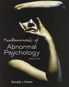 Fundamentals of Abnormal Psychology Seventh Edition Kitchener / Waterloo Kitchener Area image 1