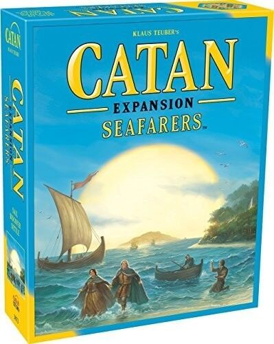 Catan: Seafarers Replacement Wooden Ship / Boat Game Piece