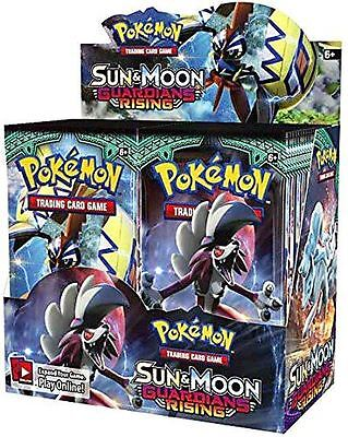 Pokemon - Sun & Moon Gardians Rising Booster Pack x 1
