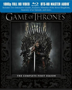 Game Of Thrones - The Complete First Season 1 (blu-ray) Regina Regina Area image 1