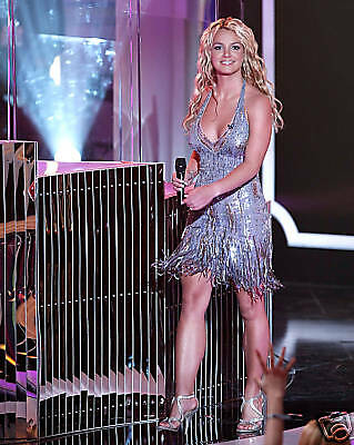 BRITNEY SPEARS 8X10 PHOTO PICTURE SEXY HOT CANDID 13
