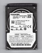 Toshiba 250GB Hard Drive