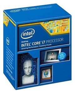 Intel Core i7 4790K Devil's Canyon Quad Core 4.0ghz