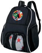 Soccer Ball Backpack