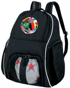 Soccer backpack ebay soccer ball backpack gumiabroncs Choice Image