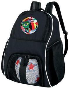 Soccer Ball Backpack 6fd46c1b38db4